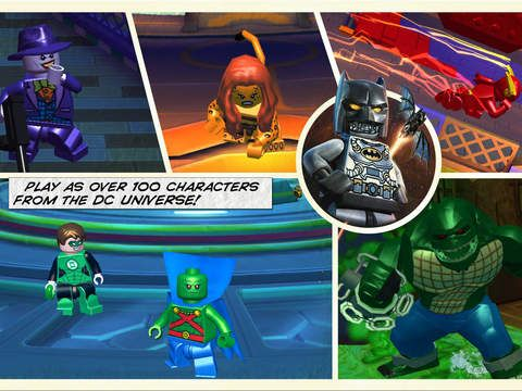 games similar to LEGO Batman 3: Beyond Gotham