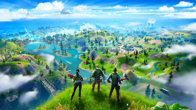 games similar to Fortnite Battle Royale