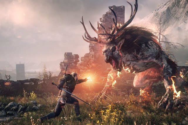 games similar to The Witcher 3: Game of the Year