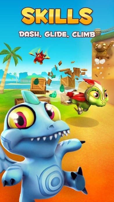 games similar to Dragon Land
