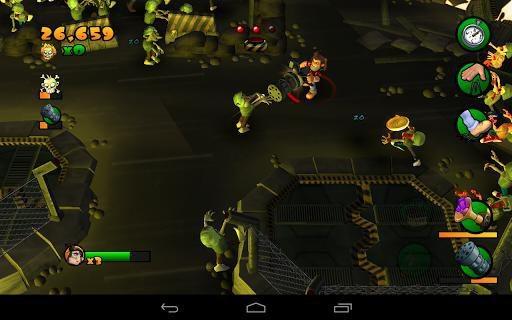 games similar to Burn Zombie Burn