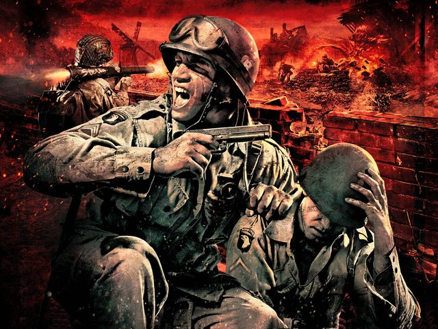 games similar to Brothers in Arms: Hell's Highway