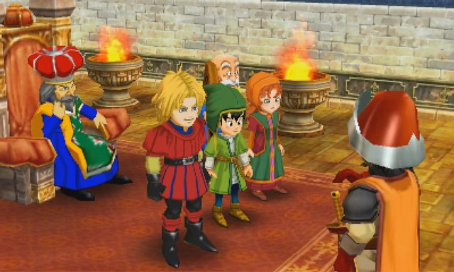 games similar to Dragon Warrior VII: Fragments of the Forgotten Past