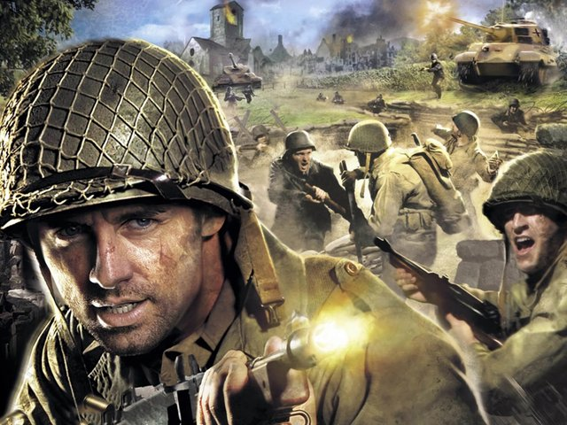 games similar to Call of Duty 3