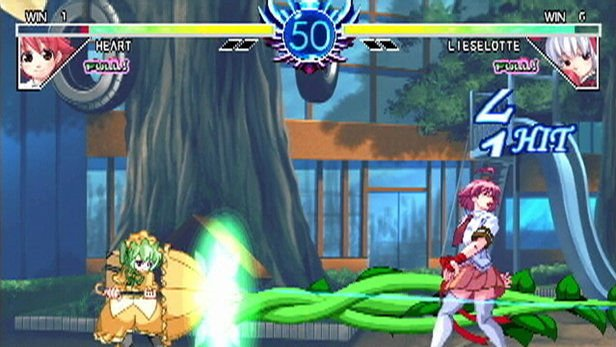 games similar to Arcana Heart