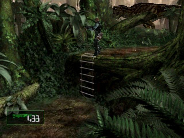 games similar to Dino Crisis 2