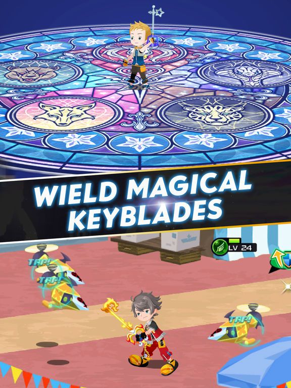 games similar to KINGDOM HEARTS Unchained χ