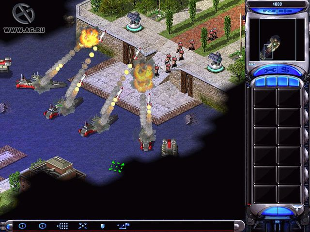 games similar to Command & Conquer: Red Alert 2