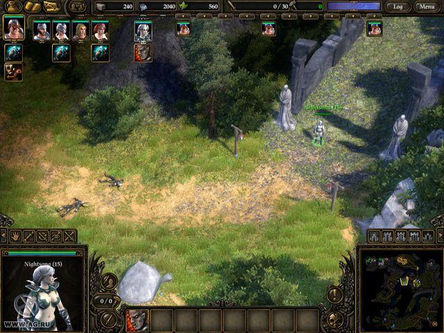 games similar to SpellForce 2: Shadow Wars