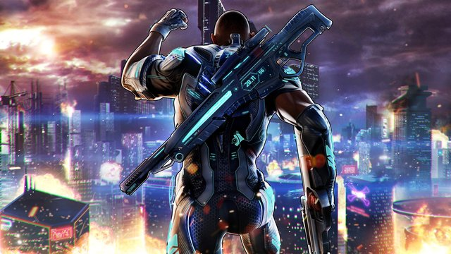 games similar to Crackdown 3