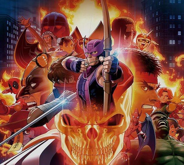 games similar to Ultimate Marvel vs. Capcom 3
