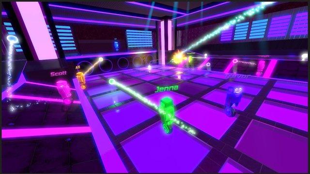 games similar to Robot Roller Derby Disco Dodgeball