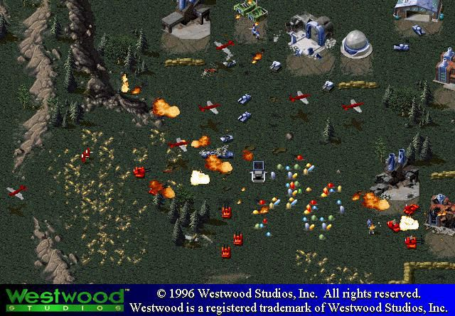 games similar to Command & Conquer: Red Alert