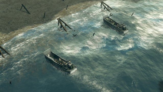games similar to Sudden Strike 4