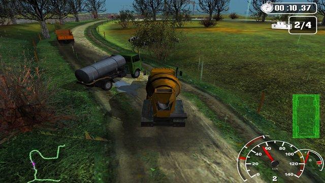 games similar to Trucker