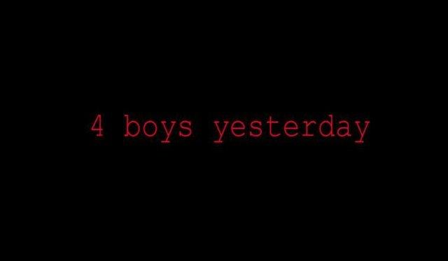 games similar to 4 Boys Yesterday