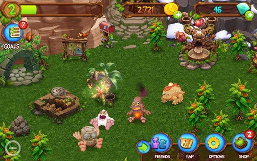 games similar to My Singing Monsters: Dawn of Fire
