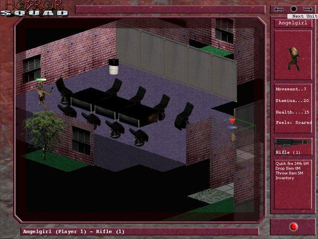 games similar to Horror Squad