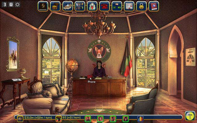 games similar to Rogue State