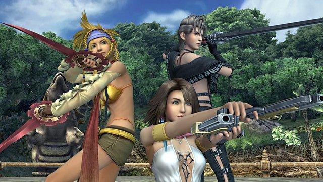 games similar to Final Fantasy X 2