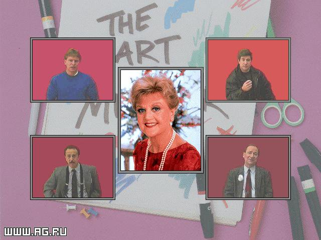 games similar to Murder, She Wrote (1996)