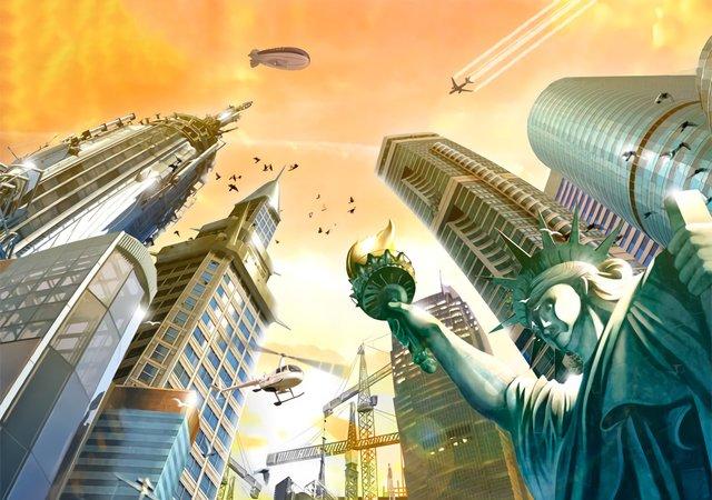 games similar to City Life 2008