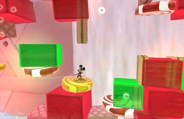 games similar to Castle of Illusion