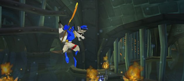 games similar to Sly Cooper and the Thievius Raccoonus