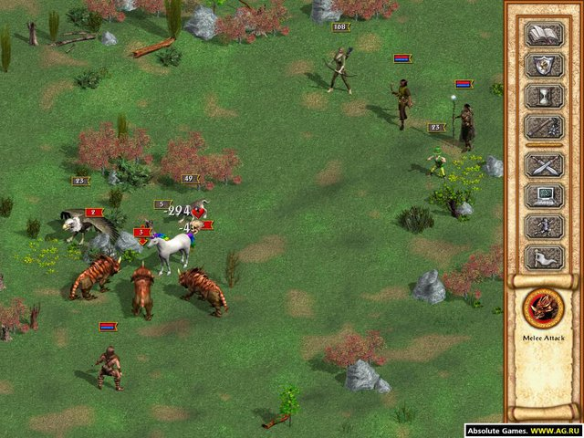 games similar to Heroes of Might and Magic 4: Winds of War
