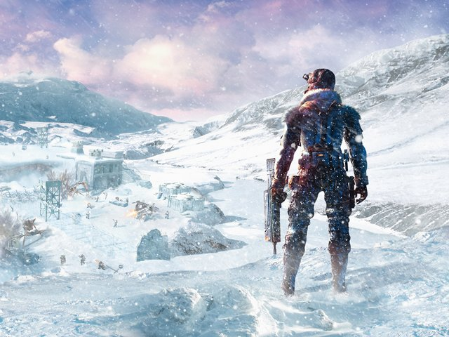 games similar to Lost Planet: Extreme Condition