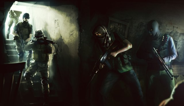 games similar to Insurgency