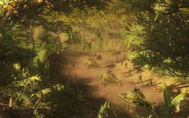 games similar to Men of War: Vietnam