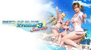games similar to Dead or Alive Xtreme 3: Scarlet