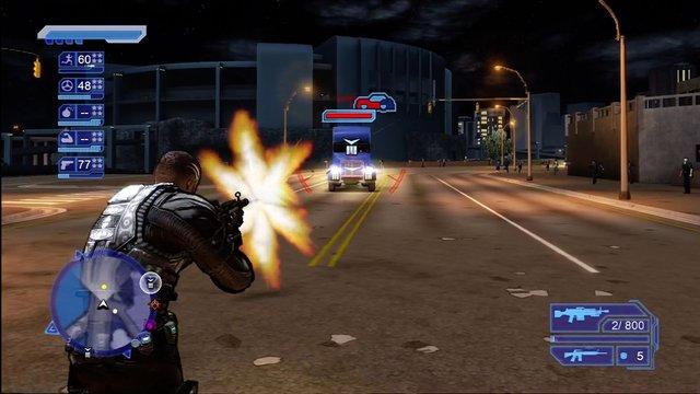 games similar to Crackdown