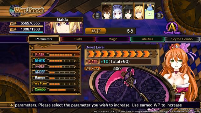 games similar to Fairy Fencer F