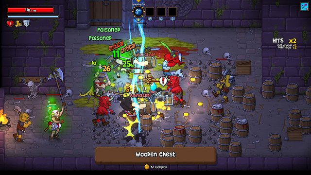 games similar to Rampage Knights