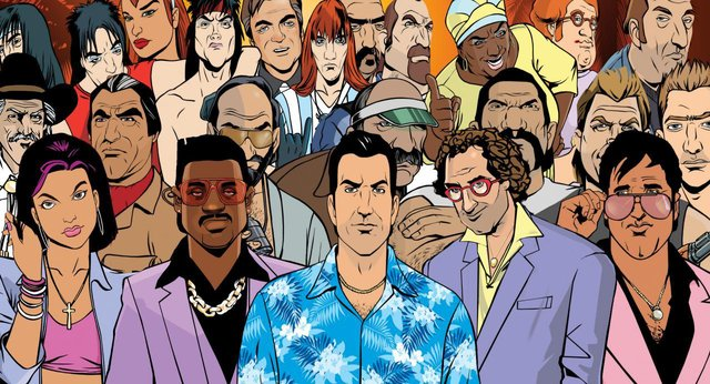 games similar to Grand Theft Auto: Vice City