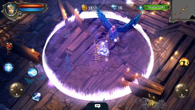 games similar to Dungeon Hunter 4