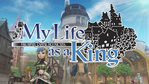 games similar to Final Fantasy Crystal Chronicles: My Life as a King