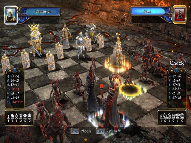 games similar to Battle vs Chess