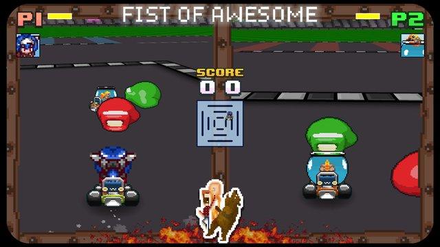 games similar to Super Indie Karts