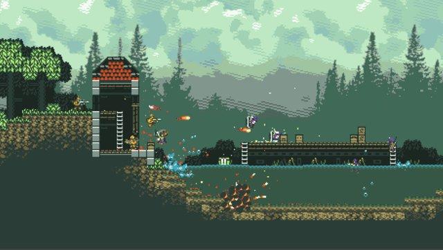 games similar to Trench Run