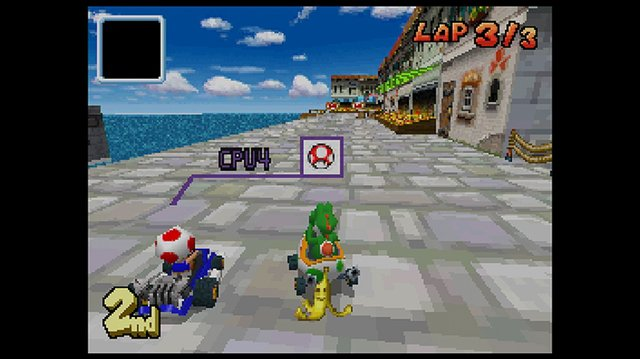 games similar to Mario Kart DS
