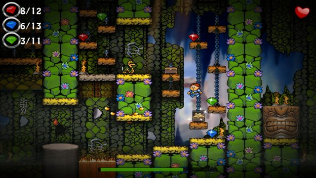 games similar to Canyon Capers