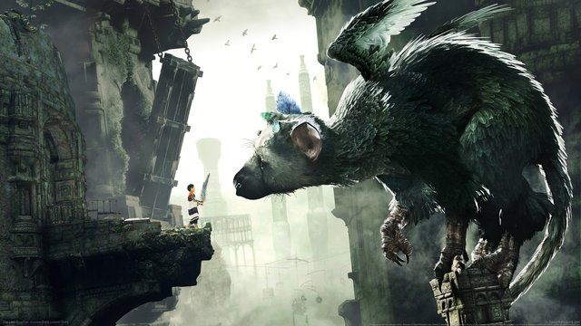 games similar to The Last Guardian
