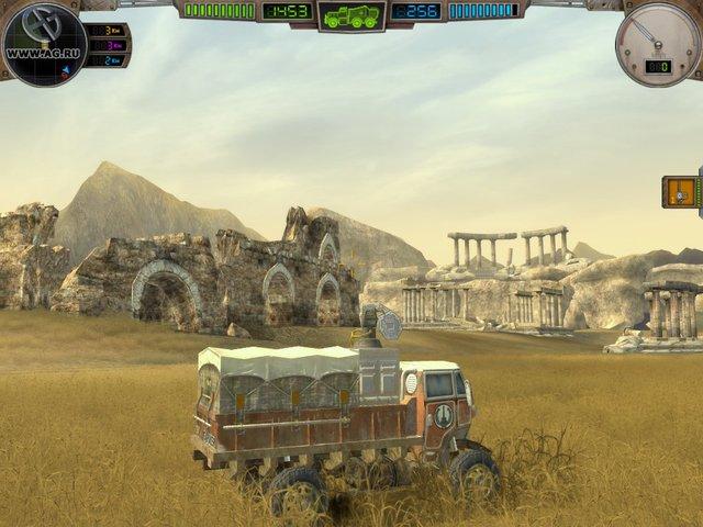 games similar to Hard Truck Apocalypse / Ex Machina