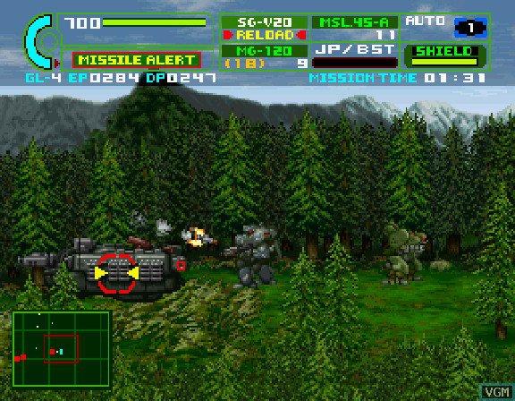 games similar to Assault Suit Leynos 2
