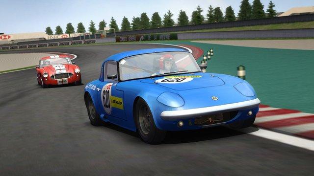 games similar to GT Legends