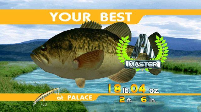 games similar to SEGA Bass Fishing