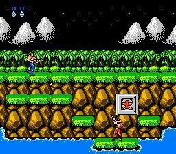 games similar to Contra (1987)